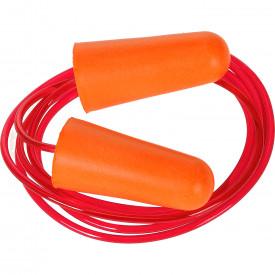 Corded PU Foam Ear Plug (200 pairs) (per 200 pcs)