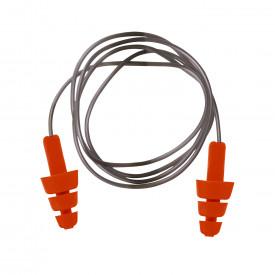 Reusable Corded TPR Ear Plug ( 50 pairs) (per 50 pcs)